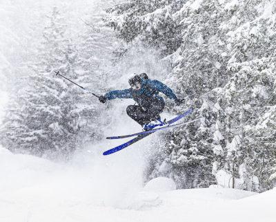 Skitouren und Freeride in Laax