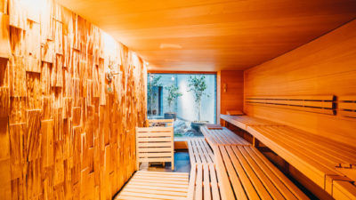 Finnische Sauna Hotel-Flims Laax Peaks Place Wellness Spa La Senda