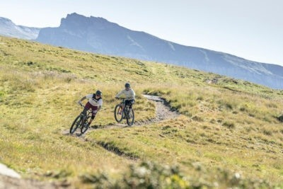 Bike Ferien Laax