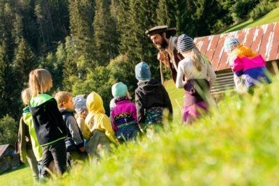 Familienurlaub Sommer Schweiz