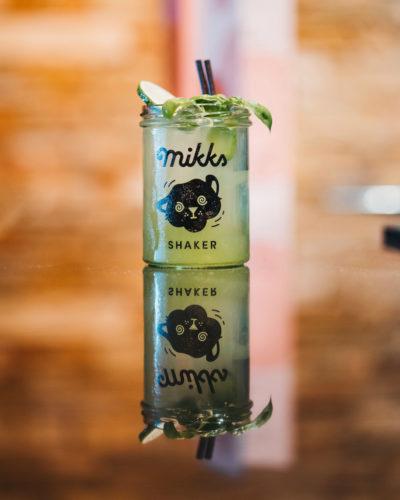 Erfrischende Getränke und Drinks im Restaurant snani in Laax