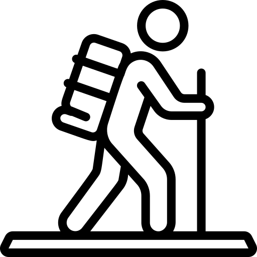 Hiking Hotel icon